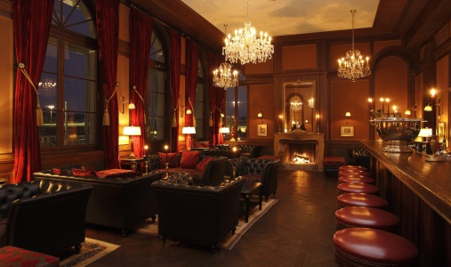 grand hotel les trois rois basel switzerland classic travel. Black Bedroom Furniture Sets. Home Design Ideas
