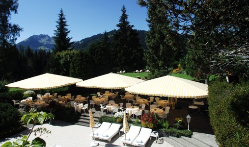 Gstaad Palace Hotel - Photo #11