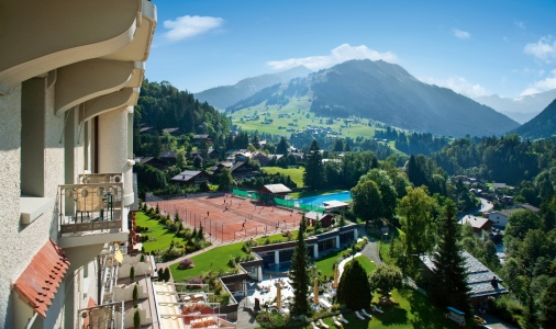 Gstaad Palace Hotel - Photo #10