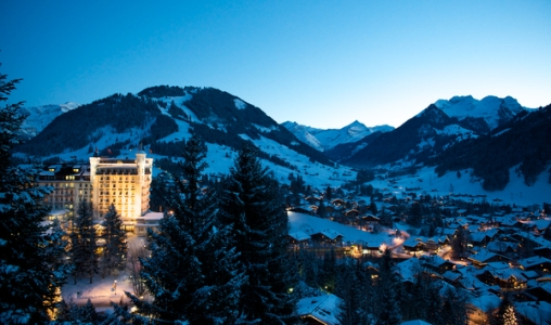 Gstaad Palace Hotel - Photo #14