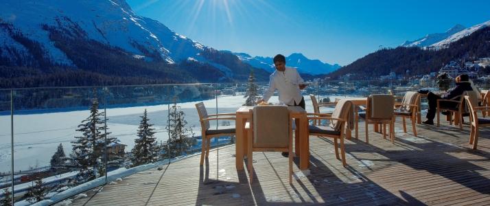 Carlton Hotel St Moritz St Moritz Switzerland Classic Travel