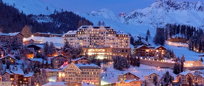 Carlton Hotel St. Moritz - St. Moritz, Switzerland   Classic Travel