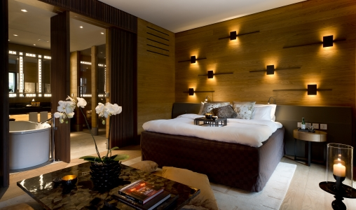 The Chedi Andermatt - Photo #3