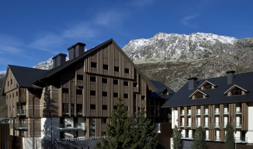 The Chedi Andermatt - Photo #18