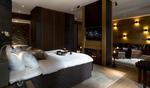 The Chedi Andermatt - Photo #7