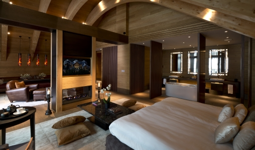 The Chedi Andermatt - Photo #9