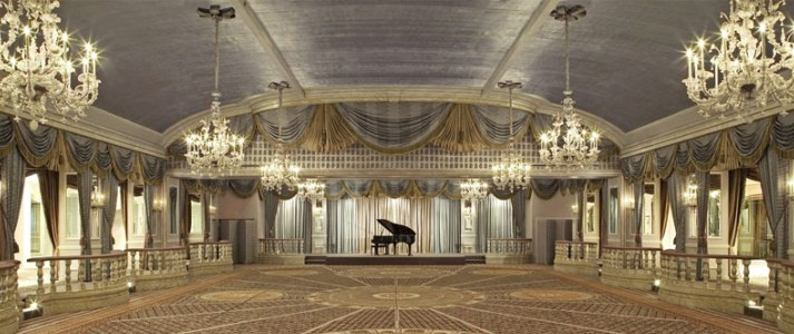 Hotels With Ballrooms Nyc