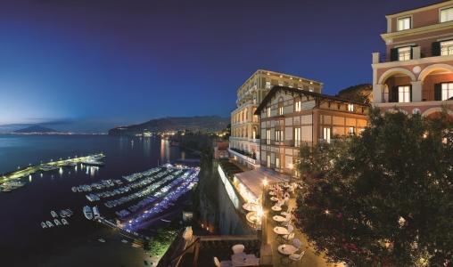 Grand Hotel Excelsior Vittoria Sorrento Italy Classic