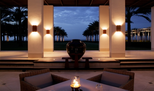 The Chedi Muscat - Photo #4