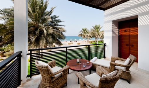 The Chedi Muscat - Photo #12