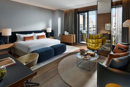 Mandarin Oriental Barcelona - Photo #4