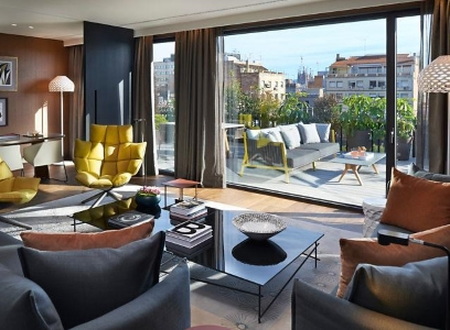 Mandarin Oriental Barcelona - Photo #6