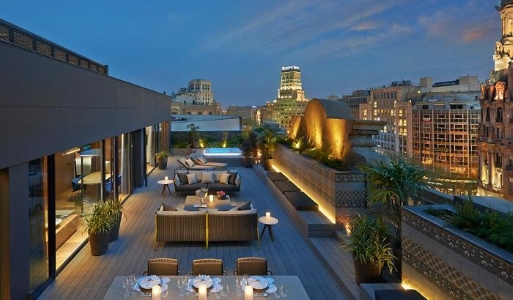Mandarin Oriental Barcelona - Photo #5