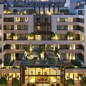 mandarin oriental paris paris france classic travel. Black Bedroom Furniture Sets. Home Design Ideas