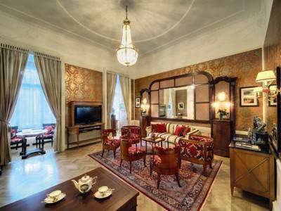 Belmond Grand Hotel Europe St Petersburg Russia Classic Travel