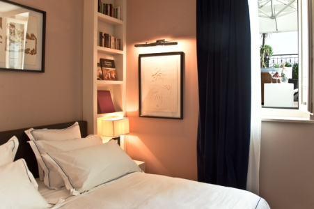 The First Luxury Art Hotel Roma - Photo #3
