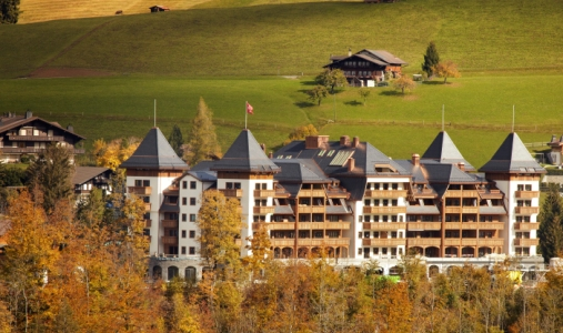 The Alpina Gstaad - Photo #11
