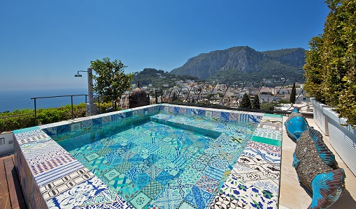 Capri Tiberio Palace - Photo #6