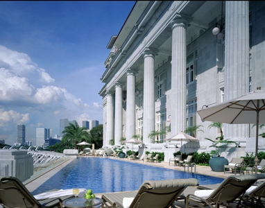 The Fullerton Hotel Singapore - Photo #13