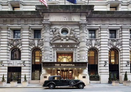 The Peninsula New York - Photo #9