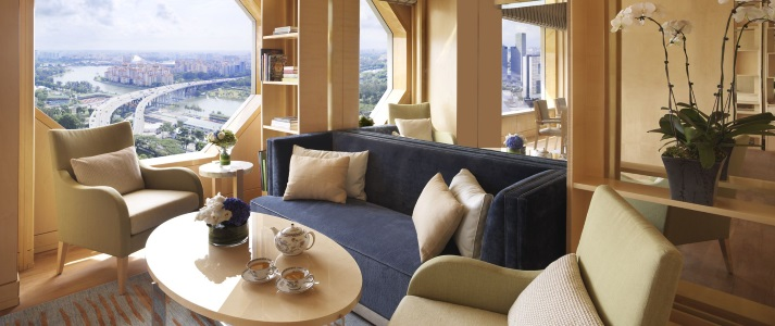 The Ritz-Carlton, Millenia Singapore - Photo #2