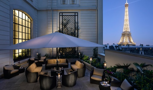 Shangri-La Hotel Paris - Photo #12