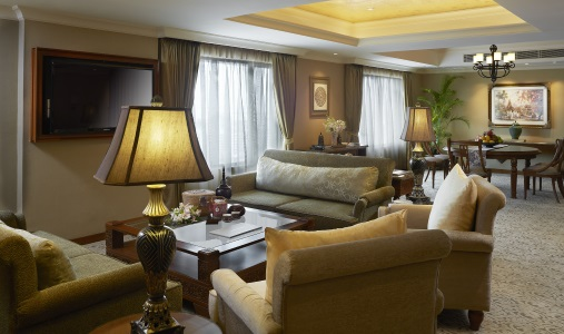 Sule Shangri-La Yangon - Photo #7