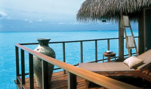 Taj Exotica Resort and Spa - South Male Atoll, Maldives ...