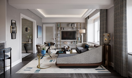 Waldorf Astoria-New-York-Suite-Living