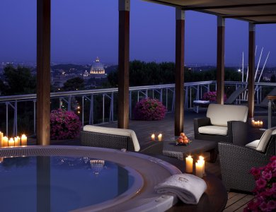 Rome Cavalieri, Waldorf Astoria Hotels & Resorts - Photo #2