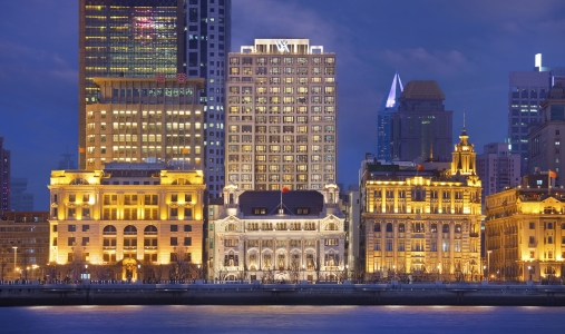 Waldorf Astoria Shanghai on the Bund - Photo #10