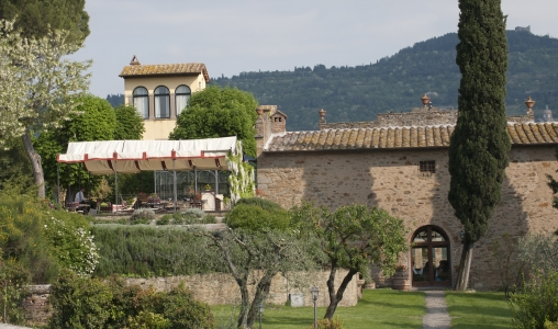 Relais Il Falconiere - Photo #11