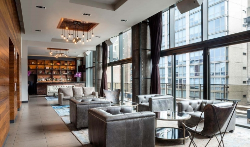 Gansevoort Park Avenue NYC - Photo #10