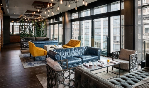 Gansevoort Park Avenue NYC - Photo #11