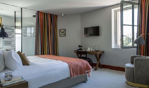hotel castelbrac dinard france classic travel. Black Bedroom Furniture Sets. Home Design Ideas