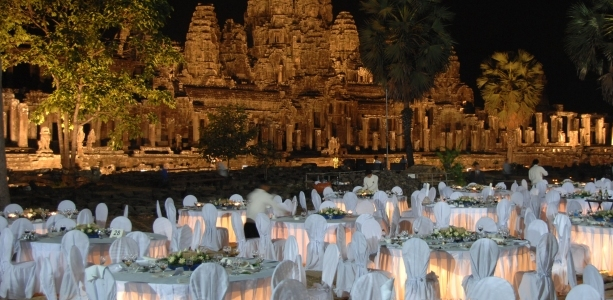 Raffles Grand Hotel d'Angkor - Photo #4