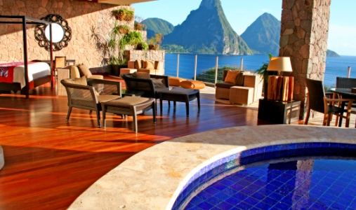 Jade Mountain - Photo #5