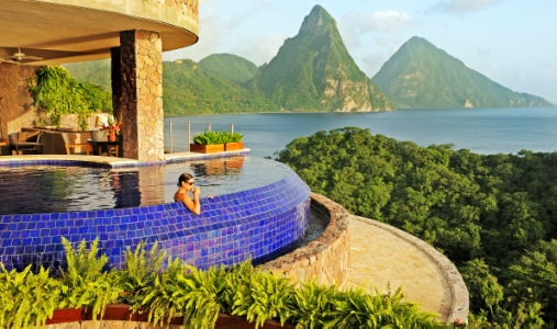 Jade Mountain - Photo #7