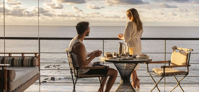 The Cape, Thompson Hotel- couple