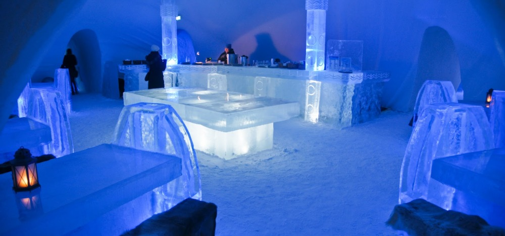 Ice Hotel Gotham on Ice - Photo #5