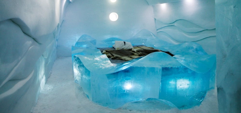 Ice Hotel Gotham on Ice - Photo #9
