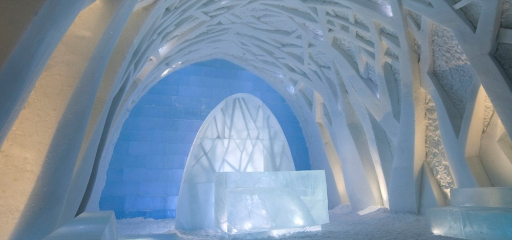 Ice Hotel Gotham on Ice - Photo #2