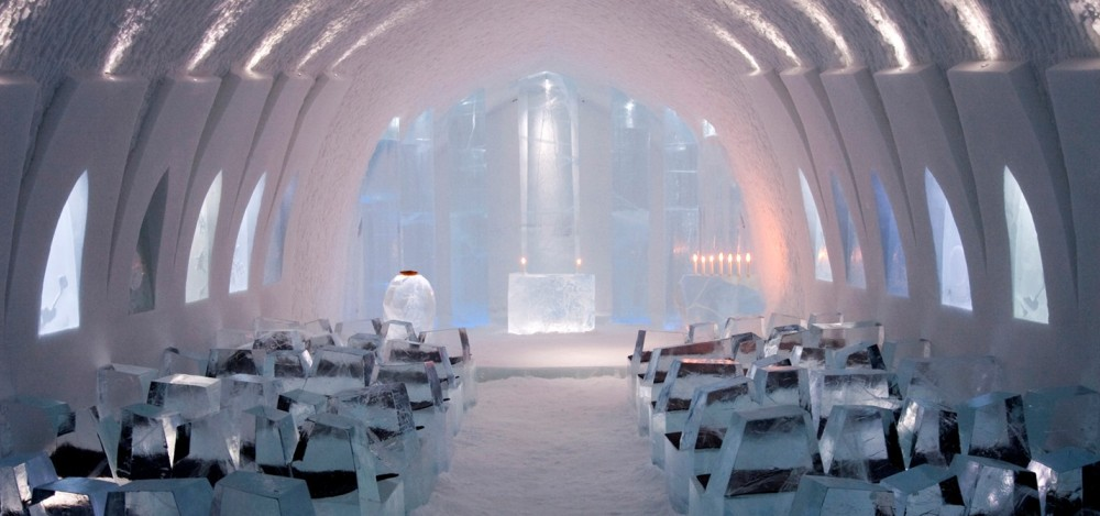 Ice Hotel Gotham on Ice - Photo #3