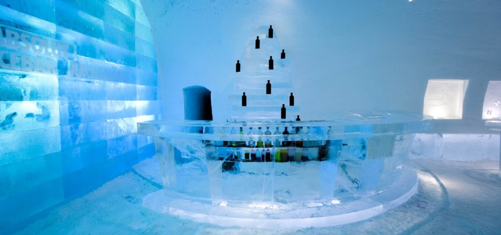 Ice Hotel Gotham on Ice - Photo #4